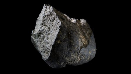 chopping tool van 1,8 miljoen jaar geleden uit de Rift Valley